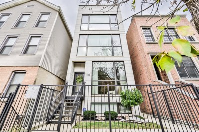 1108 W Fry Street UNIT 1, Chicago, IL 60642 - #: 10574434