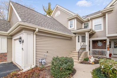 855 Spring Creek Court UNIT A, Elk Grove Village, IL 60007 - #: 10574951