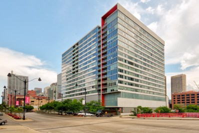 659 W Randolph Street UNIT 518, Chicago, IL 60661 - MLS#: 10574977