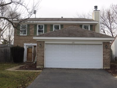 640 Middleton Drive, Roselle, IL 60172 - #: 10575134