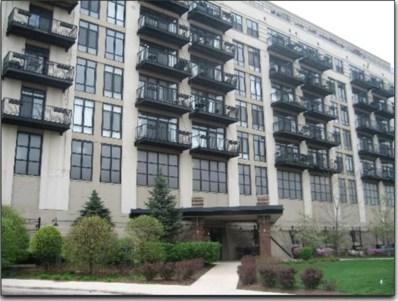 1524 S Sangamon Street UNIT 709, Chicago, IL 60608 - MLS#: 10575150