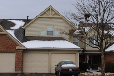 2348 County Farm Lane UNIT E2348, Schaumburg, IL 60194 - #: 10575188