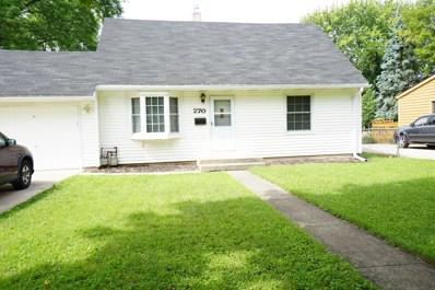 270 Hickory Drive, Crystal Lake, IL 60014 - #: 10575346