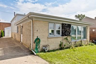 4819 Forster Avenue, Schiller Park, IL 60176 - #: 10575563