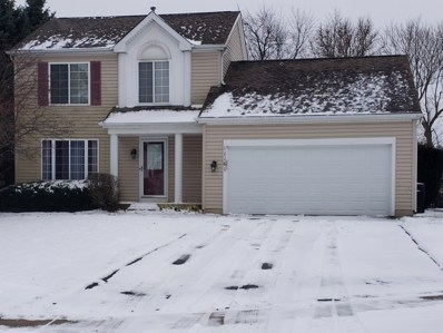 1161 Sawmill Lane, Algonquin, IL 60102 - #: 10575626