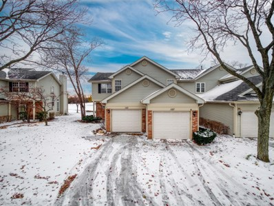 155 Golfview Drive, Glendale Heights, IL 60139 - #: 10575698