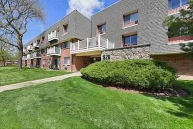 920 Ridge Square UNIT 216, Elk Grove Village, IL 60007 - #: 10575736