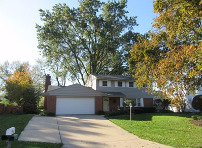 5525 Inverness Drive, Rockford, IL 61107 - #: 10576028