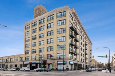 1601 W School Street UNIT 512, Chicago, IL 60657 - #: 10576247