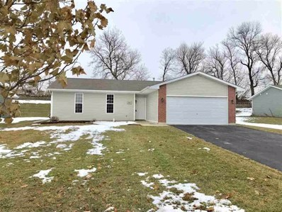 8319 Crooked Bend Road, Machesney Park, IL 61115 - #: 10576603