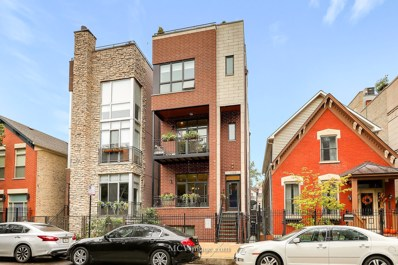 1725 W LeMoyne Street UNIT 2, Chicago, IL 60622 - #: 10576956