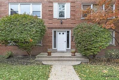 608 Oakton Street UNIT 2, Evanston, IL 60202 - #: 10576990