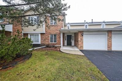 740 Cherrywood Lane UNIT C, Willowbrook, IL 60527 - #: 10577392