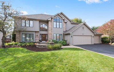 840 Meadow Ridge Drive, West Chicago, IL 60185 - #: 10577767