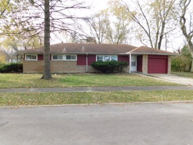 337 Waverly Street, Park Forest, IL 60466 - #: 10577826