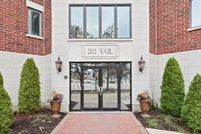 201 N Vail Avenue UNIT 803, Arlington Heights, IL 60004 - #: 10577948