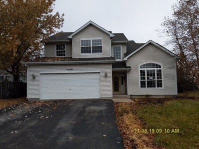 4304 Blackthorn Drive, Plainfield, IL 60586 - #: 10578225