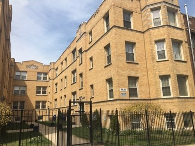 1622 W Wallen Avenue UNIT 3S, Chicago, IL 60626 - #: 10579152