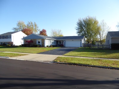 919 Parker Drive, Schaumburg, IL 60194 - #: 10579497