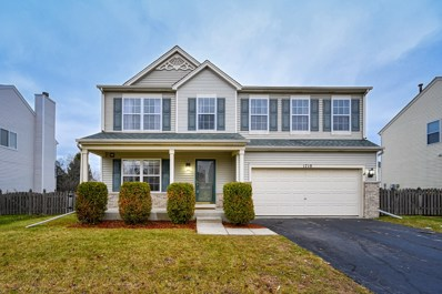 1710 Caton Ridge Drive, Plainfield, IL 60586 - #: 10579652