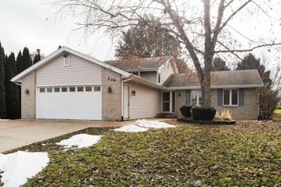 204 Thornhill Drive SW, Poplar Grove, IL 61065 - #: 10579815
