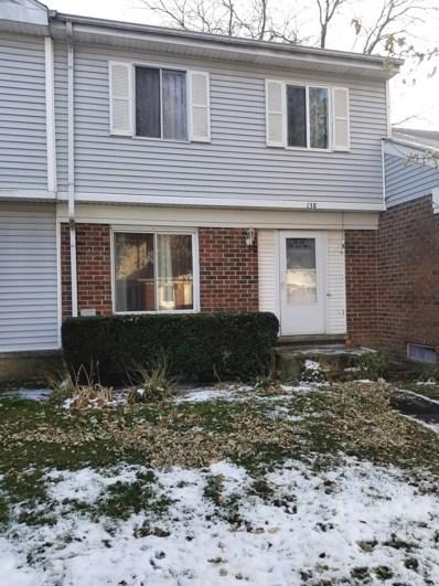 138 Jamestown Lane UNIT 2, Bolingbrook, IL 60440 - #: 10579821