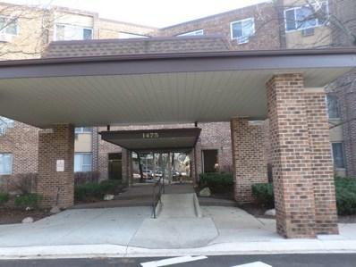 1475 Rebecca Drive UNIT 214, Hoffman Estates, IL 60169 - #: 10580066