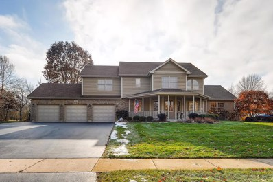 1201 Cougar Trail, Cary, IL 60013 - #: 10580101