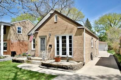 1213 Elliott Street, Park Ridge, IL 60068 - #: 10581025