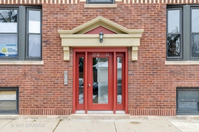 2916 W Berteau Avenue UNIT 2, Chicago, IL 60618 - MLS#: 10581087