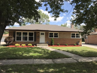 16645 Dobson Avenue, South Holland, IL 60473 - #: 10581544