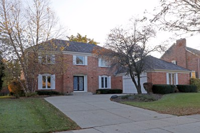 1617 Old Barn Circle, Libertyville, IL 60048 - #: 10581781