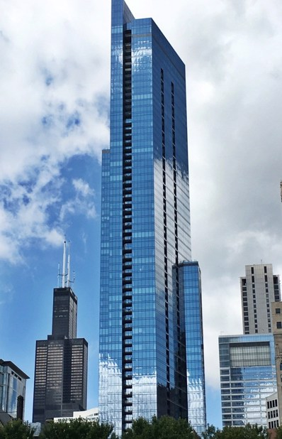 60 E Monroe Street UNIT 8-28, Chicago, IL 60603 - #: 10581820