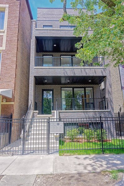 1822 W Rice Street UNIT 2, Chicago, IL 60622 - #: 10581861