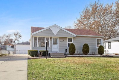 16912 Forest View Drive, Tinley Park, IL 60477 - #: 10581877