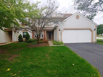 486 Ascot Lane, Streamwood, IL 60107 - #: 10581908