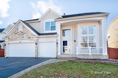 12 Litchfield Court, Lake In The Hills, IL 60156 - #: 10582158