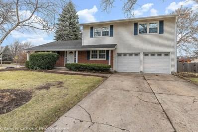 820 E Carpenter Drive, Palatine, IL 60074 - #: 10582523