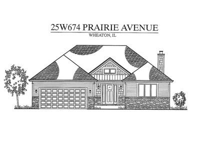 25W674  Prairie, Wheaton, IL 60187 - #: 10582530