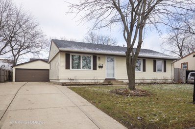272 Mark Avenue, Glendale Heights, IL 60139 - #: 10583069