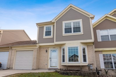 1308 Oriole Trail UNIT 1308, Carol Stream, IL 60188 - #: 10583340
