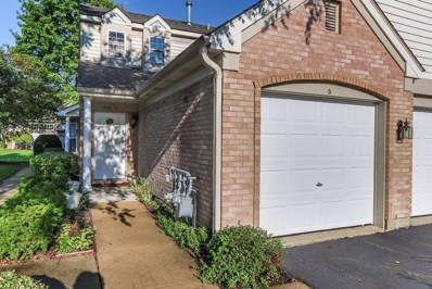 1938 Heron Avenue UNIT D, Schaumburg, IL 60193 - #: 10583399