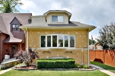 6732 N Odell Avenue, Chicago, IL 60631 - #: 10583531
