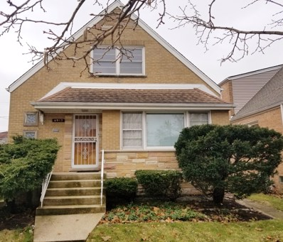 6943 W Summerdale Avenue, Chicago, IL 60656 - MLS#: 10583679