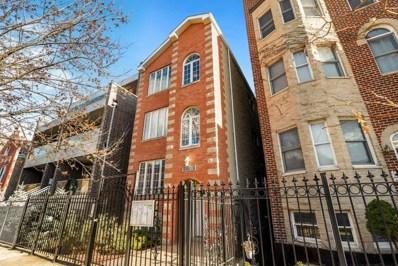 1333 N Bosworth Avenue UNIT 3, Chicago, IL 60642 - #: 10583855