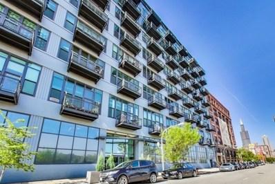 1224 W Van Buren Street UNIT 515, Chicago, IL 60607 - #: 10583897