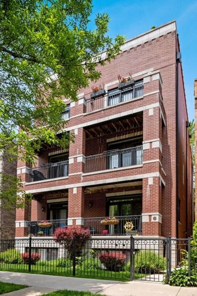 828 W Waveland Avenue UNIT 1R, Chicago, IL 60613 - #: 10583953