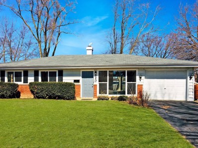 520 Maywood Lane, Hoffman Estates, IL 60169 - #: 10584128