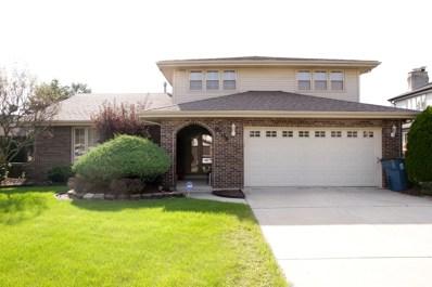 9708 S Kingsbury Court, Palos Hills, IL 60465 - #: 10584228