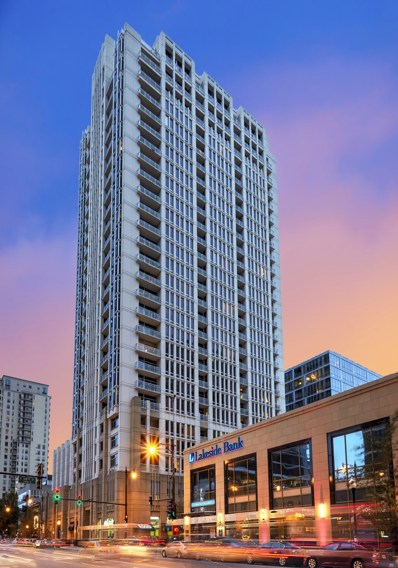 1400 S Michigan Avenue UNIT 2801, Chicago, IL 60605 - #: 10584250